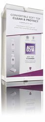 AutoGlym Convertible Soft Top Clean Protect Complete Kit