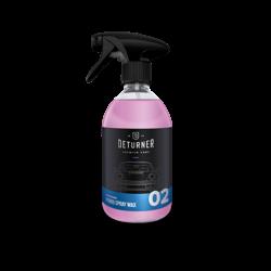 Deturner Hybrid Spray Wax 500ml płynny wosk