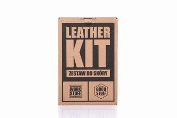 Good Stuff Leather Kit zestaw do pielęgnacji skóry