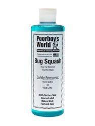 Poorboy's World Bug Squash 473ml do usuwania owadów i smoły