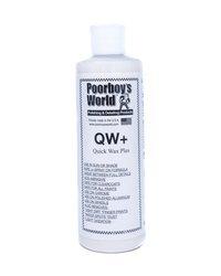 Poorboy's World Quick Wax Plus QW+ 473ml płynny wosk