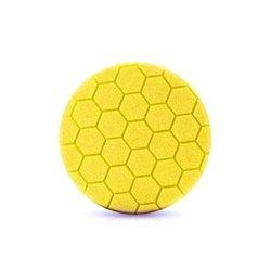 RRC Hexa 80mm żółty średnio twardy pad polerski