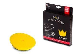 Royal Pads AIR Medium Pad for DA 80mm żółty pad o średniej twardości dla maszyn DA