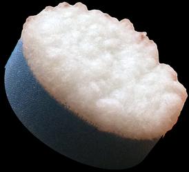 Royal Pads Light Wool Cut 55mm mały pad polerski, mocno tnący z futrem