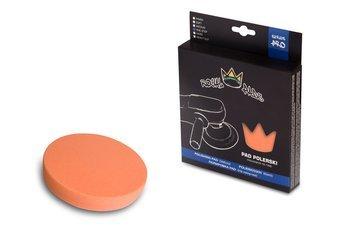 Royal Pads PRO One Step Pad 130mm pomarańczowy, twardy pad polerski przeznaczony do korekty