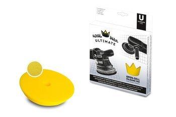 Royal Pads ULTRA Cut 80mm żółta otwarto-komórkowa pianka dla maszyn DA i rotacyjnych - 2stopień cięcia