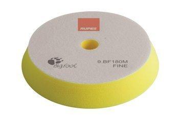 Rupes BigFoot Fine gąbka polerska żółta 80/100mm